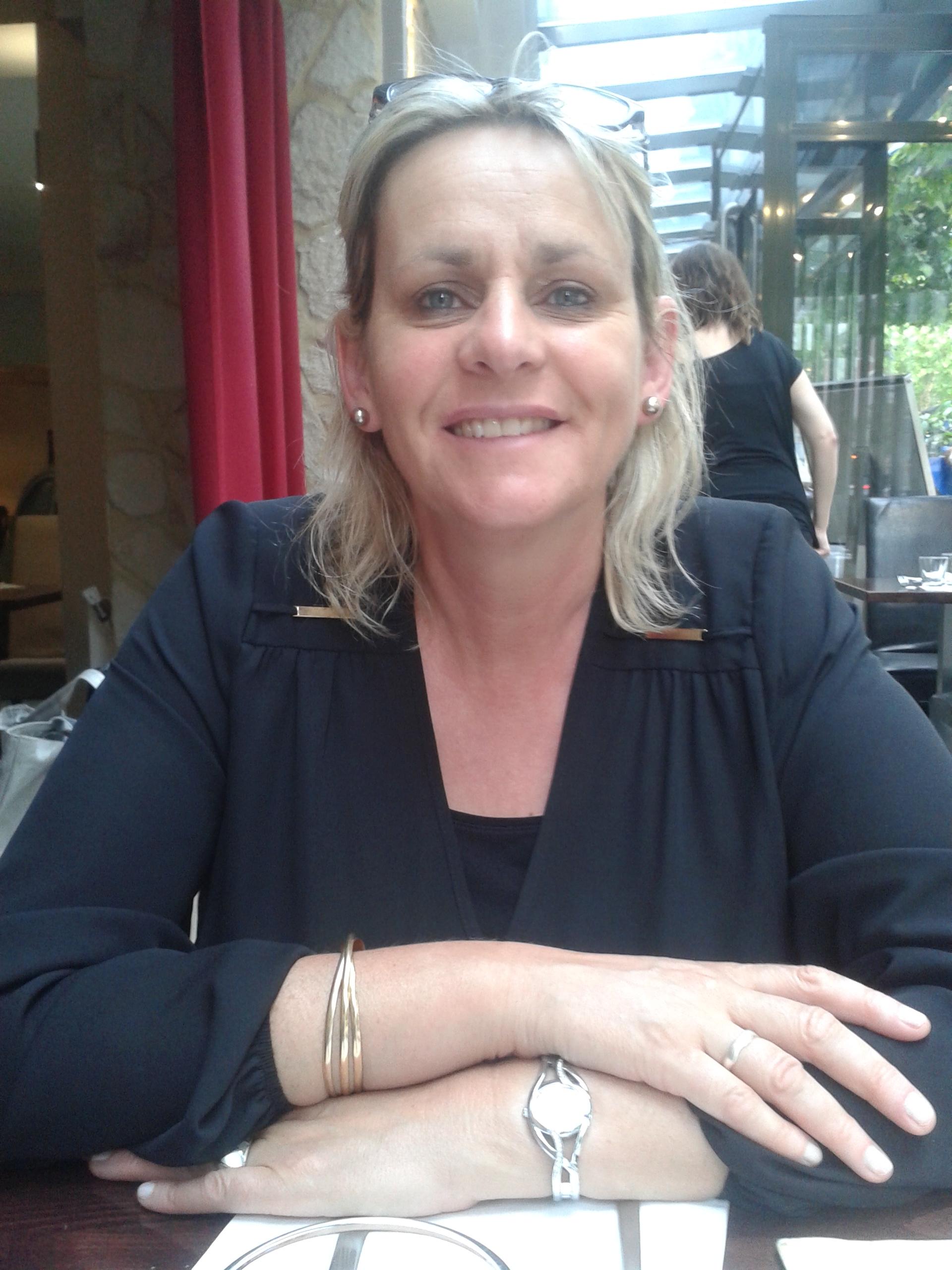 Catherine Guenneguez est une fidèle du Club des CE Citoyens
