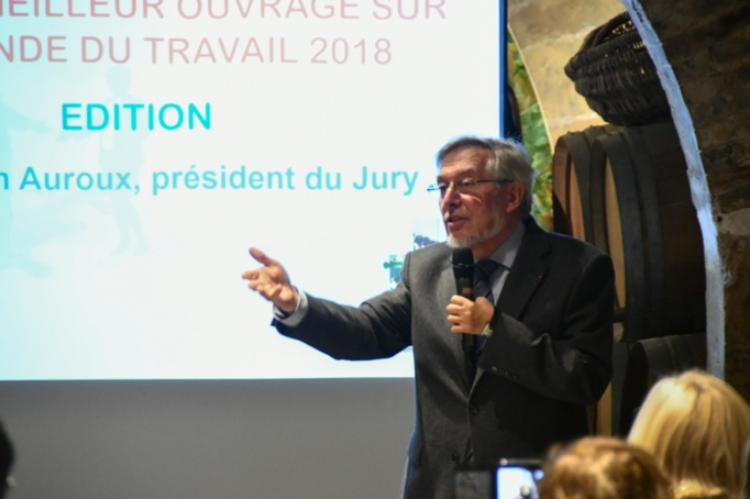 L'ancien ministre du travail a également mis en garde les CE sur les réformes du gouvernement Macron et a regretté la disparition programmée du CHSCT - Photo Catherine Cros -