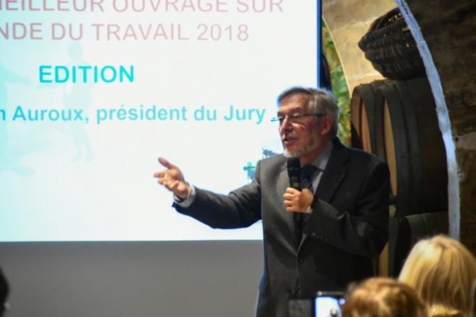 L'ancien ministre du travail a également mis en garde les CE sur les réformes du gouvernement Macron et a regretté la disparition programmée du CHSCT - Photo Catherine Cros -