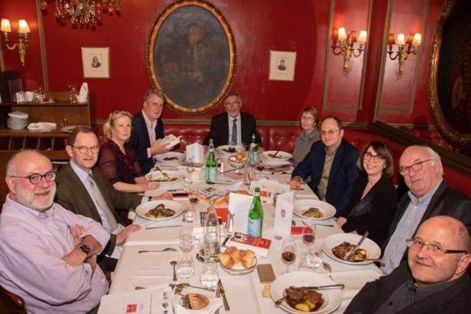 C'est le salon Voltaire qui accueillait cette année le Jury - Photo Catherine Cros