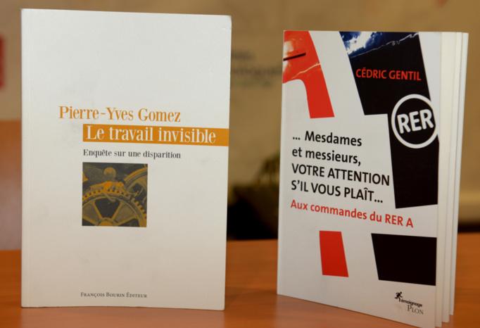 """Cédric Gentil lauréat catégorie """"salarié"""" et Pierre-Yves Gomez catégorie """"expert"""". Photo : Patrice Lecourt"""