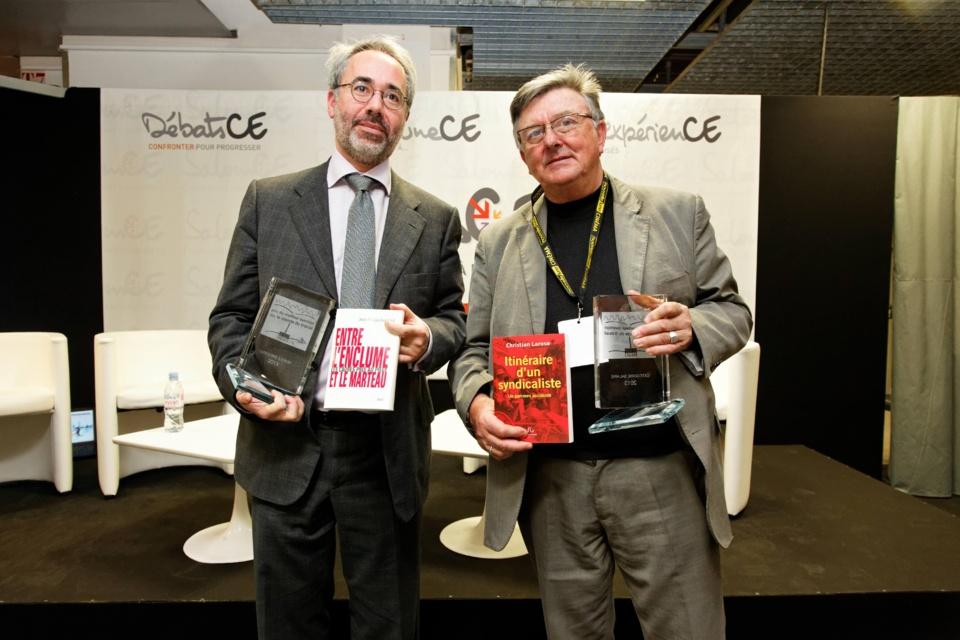 Les 2 lauréats 2013