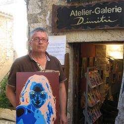 Disparition du peintre Dimitri : le Toit Citoyen pleure la perte d'un ami !