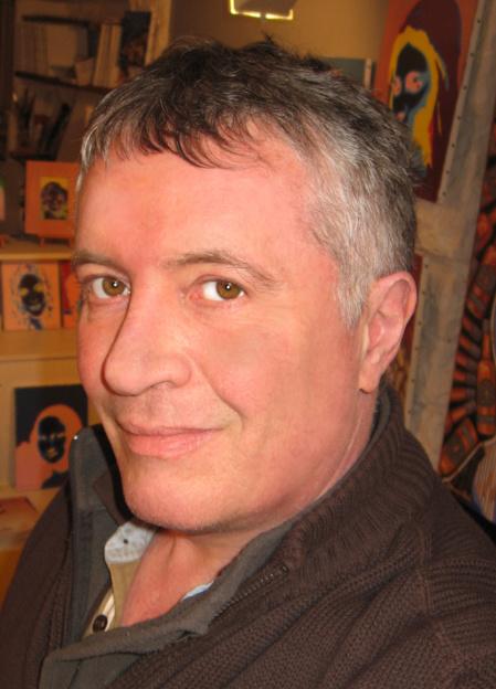 """Salut l'Artiste ! Je te dédie mon ami,  la chanson de Michel Berger """" Le paradis blanc """" - Patrick Gobert -"""