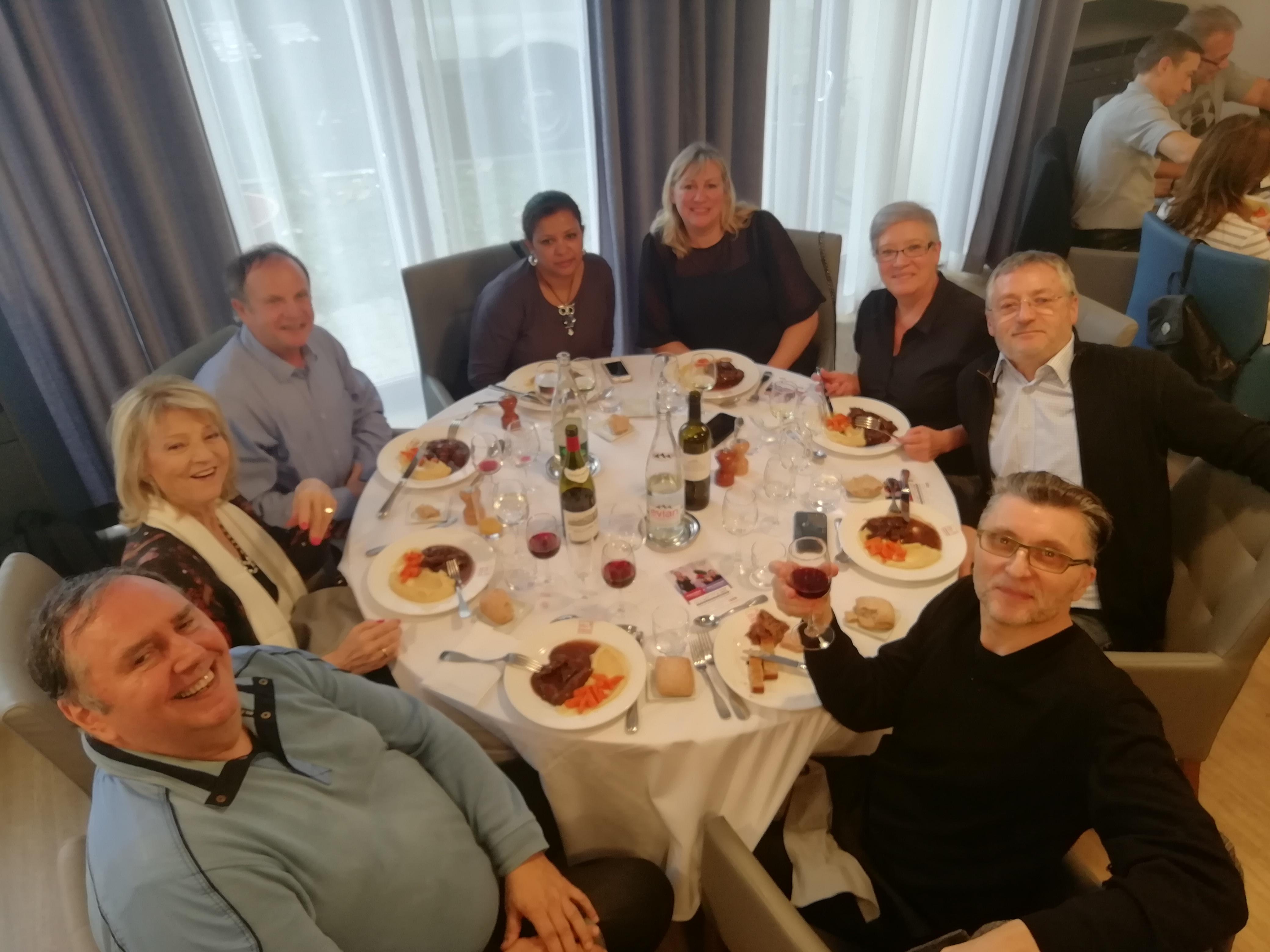 La fin d'année célébrée aux Apprentis d'Auteuil malgré les grèves !