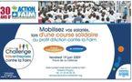 Le Toit Citoyen soutient la  2ème édition du Challenge Interentreprises contre la Faim - Vendredi 19 juin - Parvis de La Défense