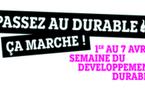 Rencontres du Toit Citoyen : 7ème édition, labellisée par la Semaine du Développement Durable !