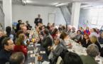 Un repas de fin d'année dans le lieu le plus solidaire de Paris !