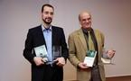 Photos de la remise du Prix